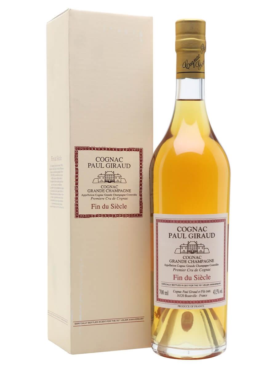 Paul Giraud Brut De Fut 1999 Cognac / Velier 70th