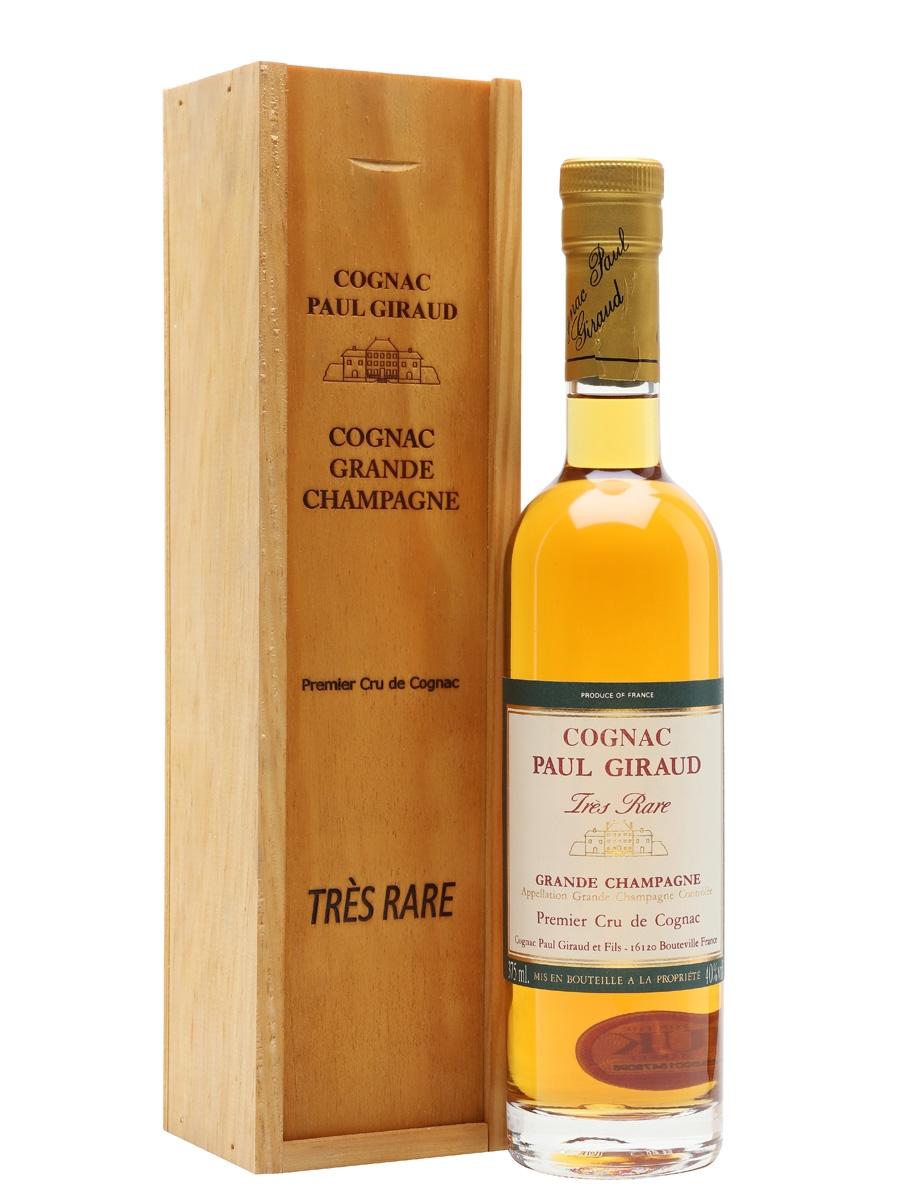 Paul Giraud Tres Rare / Half Bottle