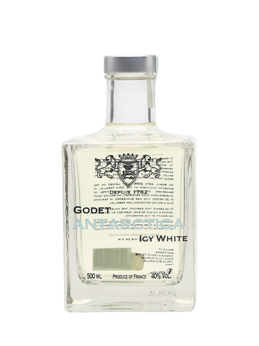 godet antarctica icy white eau de vie the whisky exchange. Black Bedroom Furniture Sets. Home Design Ideas