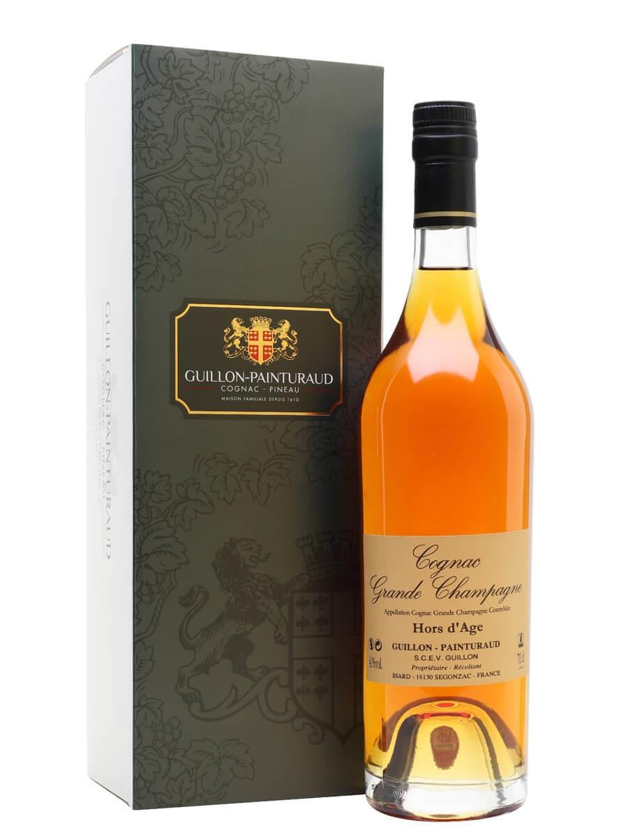 Guillon-Painturaud Hors d'Age Cognac