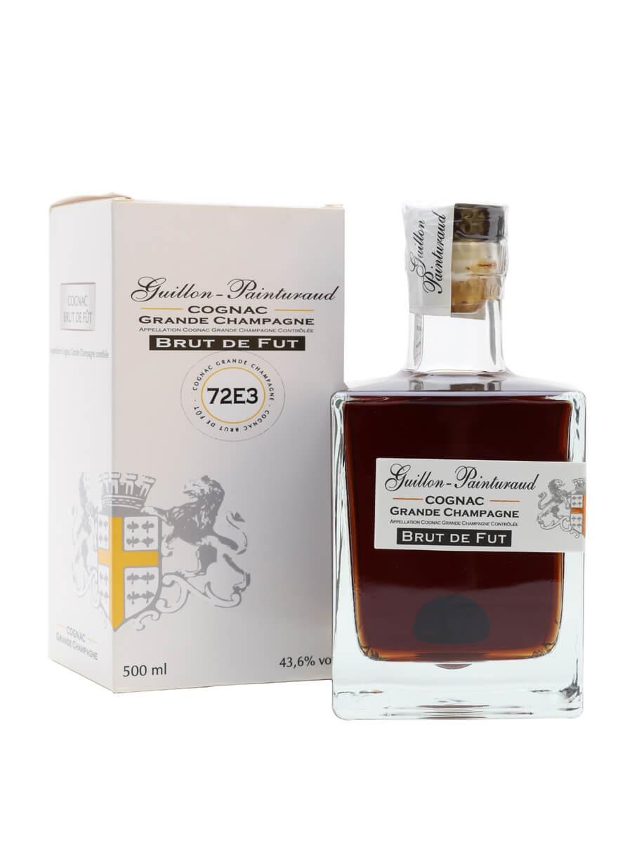 Guillon-Painturaud 72E3 Brut de fût Grande Champagne Single Cask Cognac