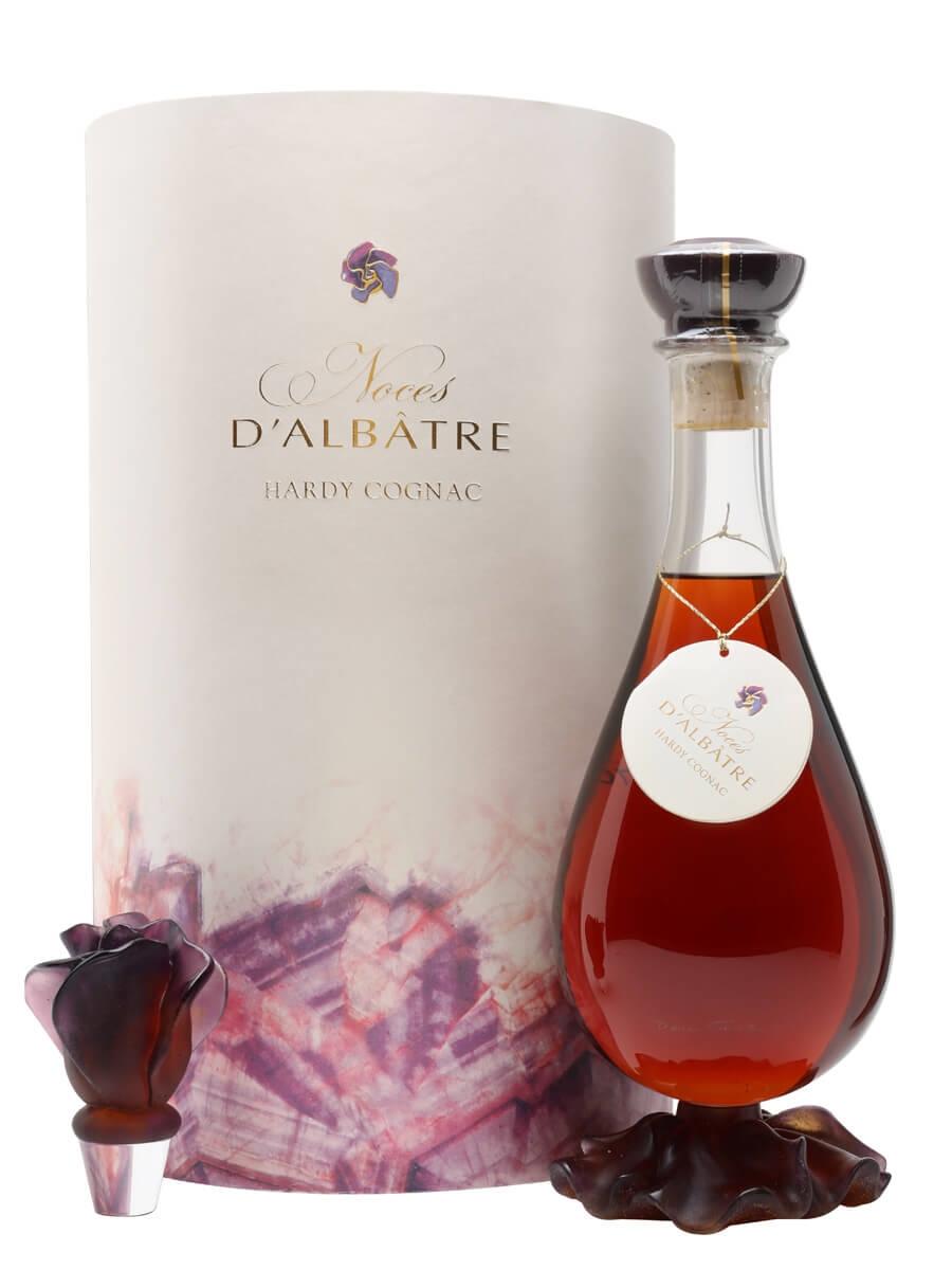 Hardy d'Albatre Cognac / Rosebud Family Reserve