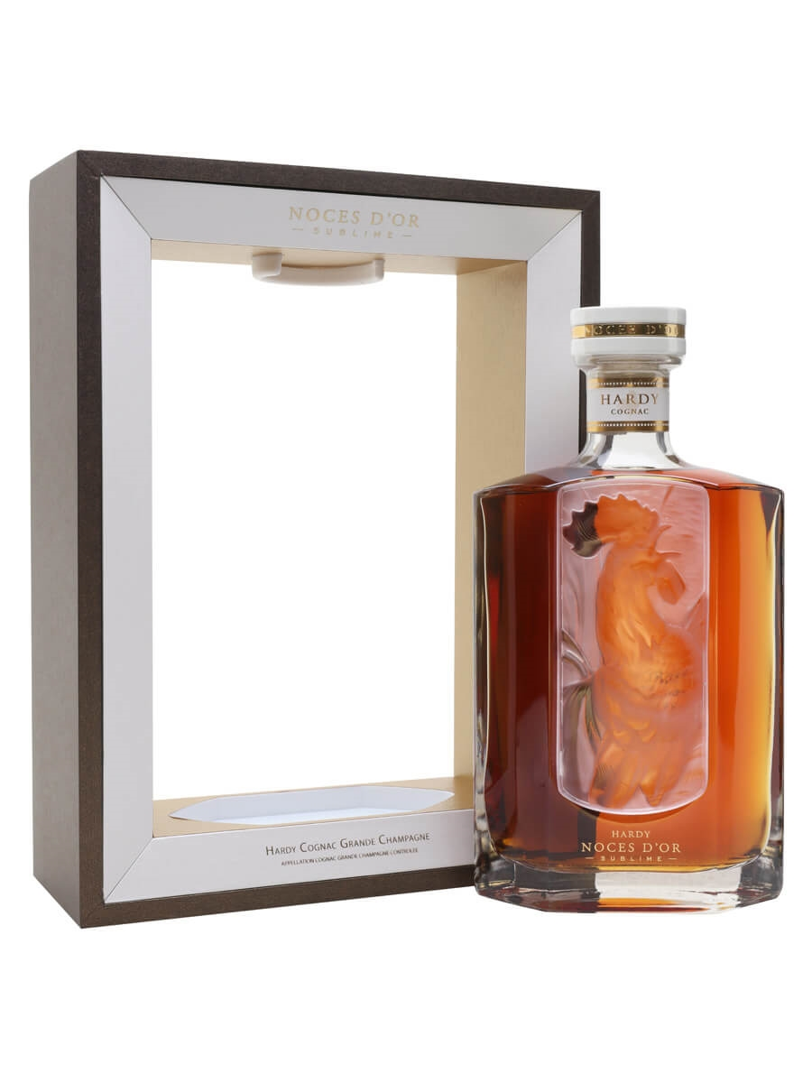 Hardy Noces d'Or Sublime Cognac