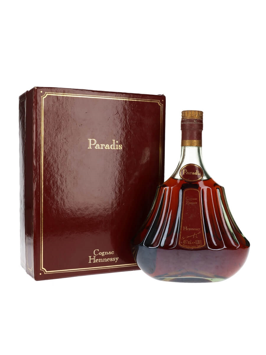 Hennessy Paradis Cognac / Bot.1980s