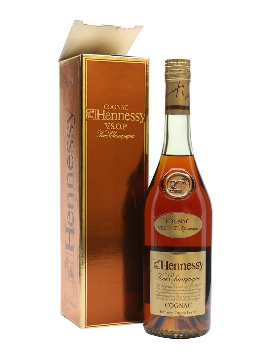 Hennessy VSOP Fine Champagne Cognac / Bot.1980s