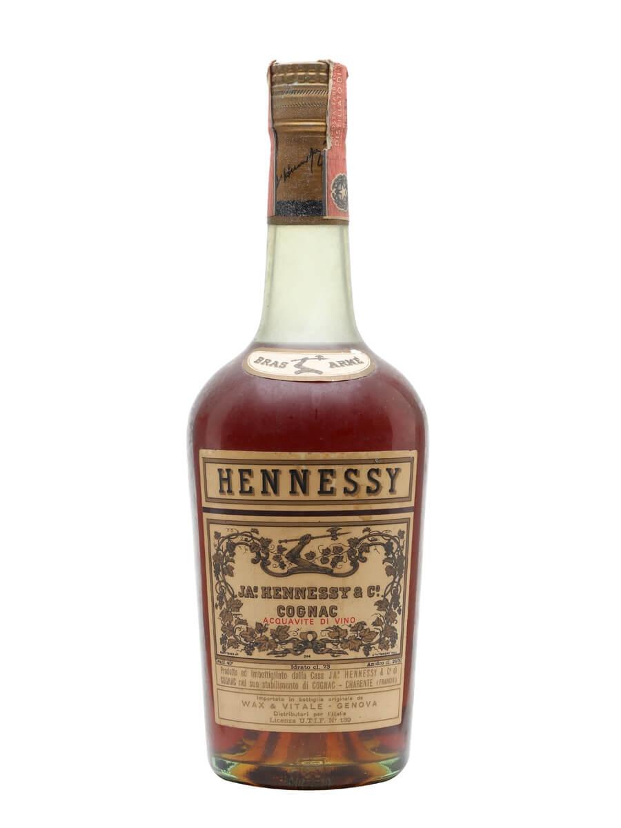 Hennessy Bras Armé Cognac / Bot.1970s