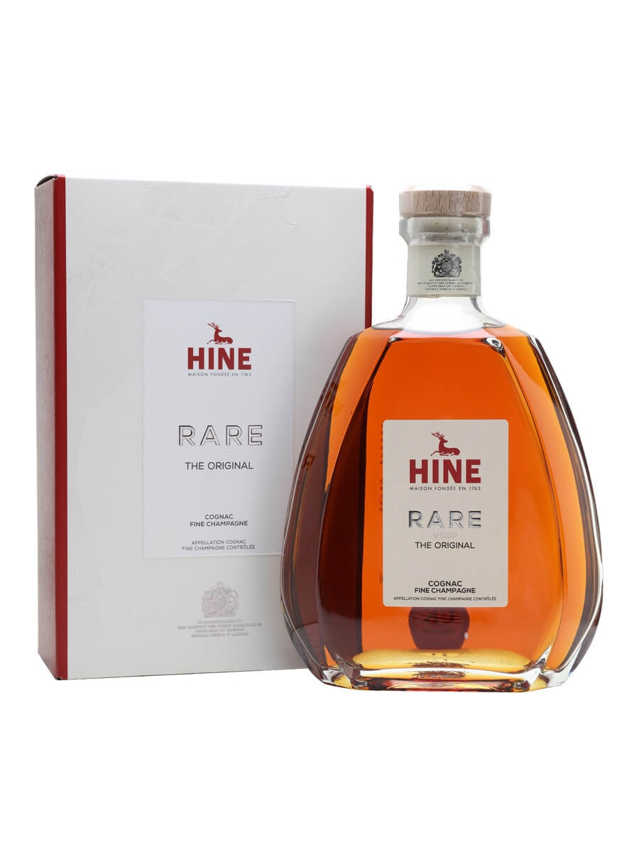 Hine Rare VSOP Cognac - Gift Box   The Whisky Exchange bde257b5e86
