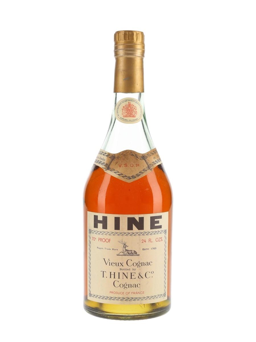 Hine VSOP Cognac / Bot 1960's