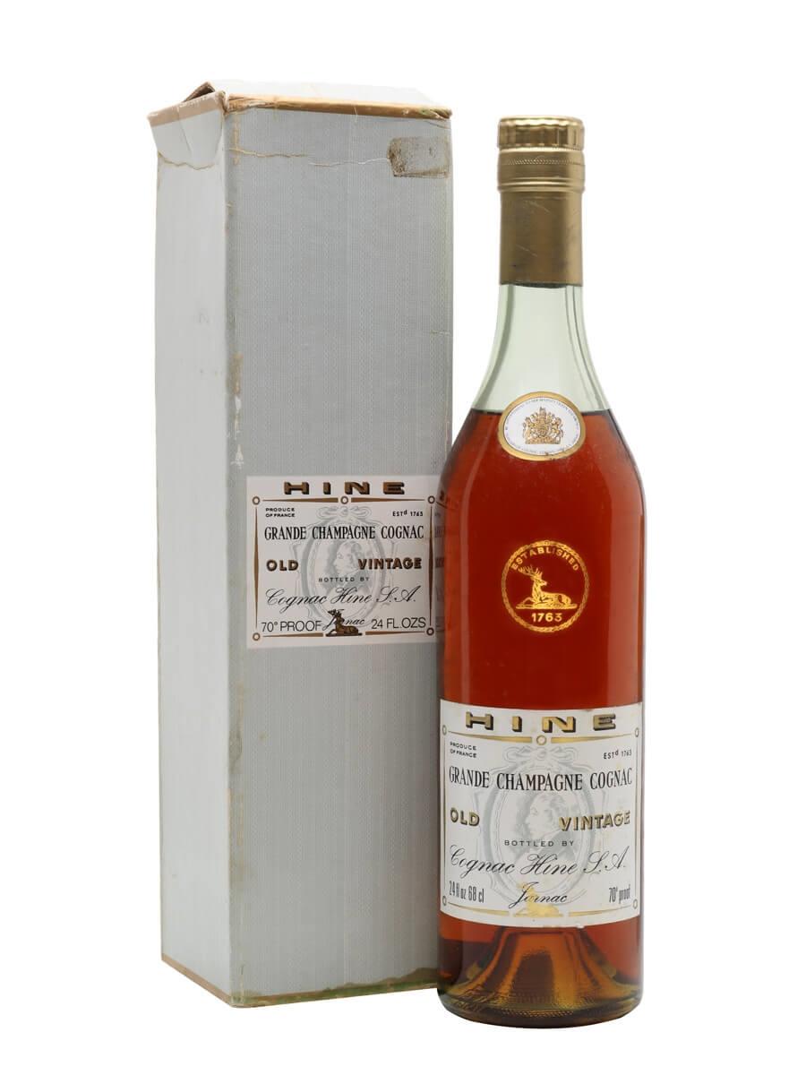 Hine Old Vintage Cognac / Bot.1960s