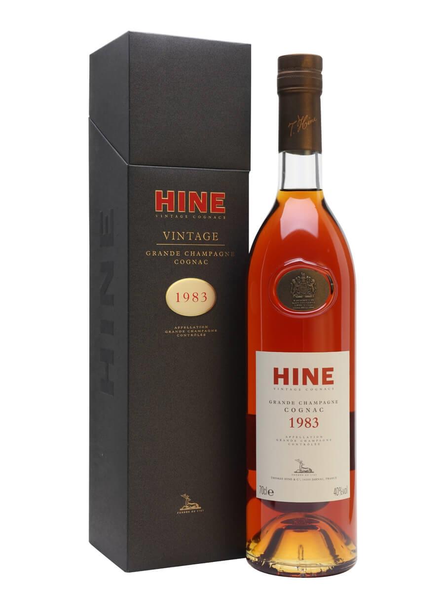 Hine 1983 Vintage Cognac