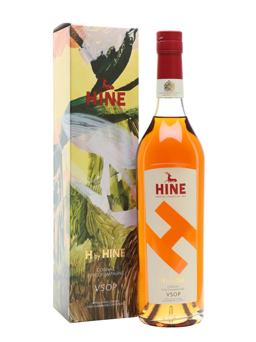 H By Hine Vsop Cognac Gift Box The Whisky Exchange