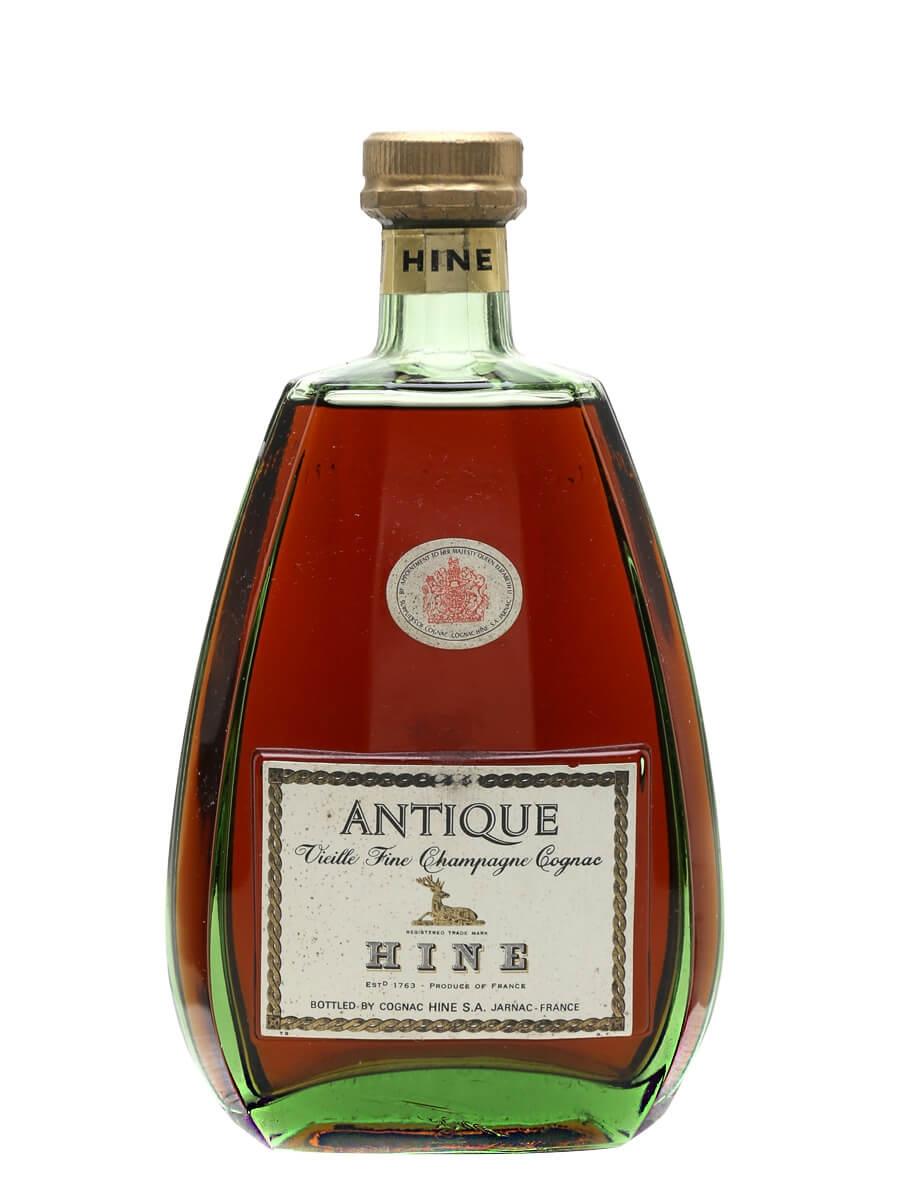 Hine Antique Cognac / Fine Champagne / Bot.1960s