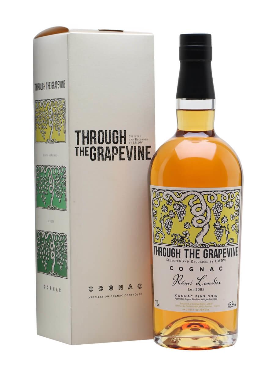 Remi Landier / Lot 2005 / Through The Grapevine Cognac /LMDW