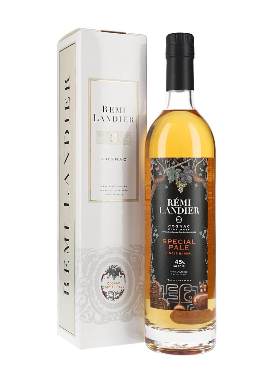 Remi Landier Special Pale Single Barrel Lot 2012 Cognac
