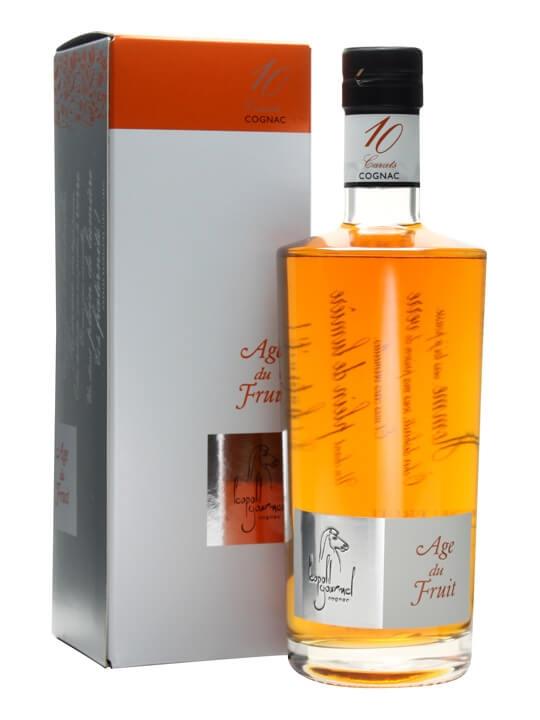 Leopold Gourmel Age du Fruit 10 Carats Cognac