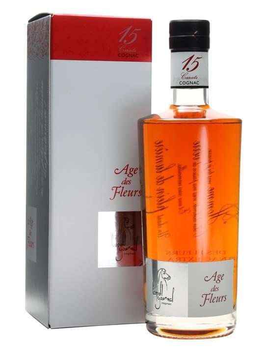 Leopold Gourmel Age des Fleurs 15 Carats Cognac