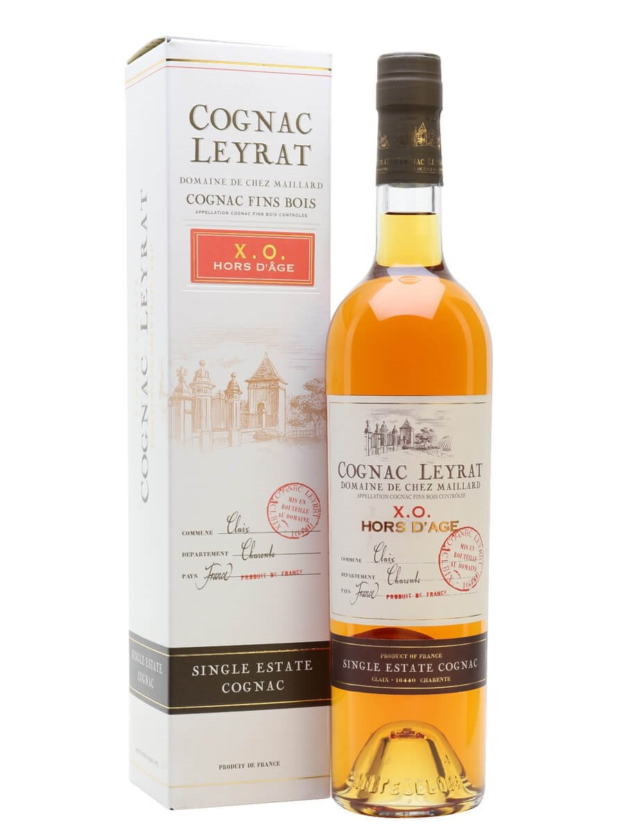 Leyrat XO Vieille Reserve Cognac