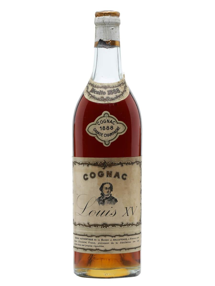 Louis XV 1888 Cognac - Maison Balluteaud : The Whisky Exchange