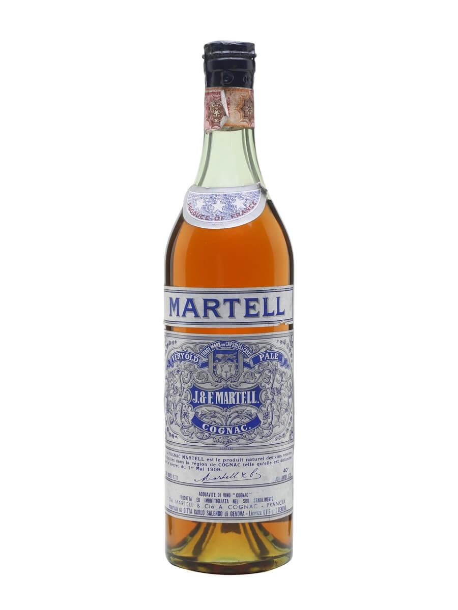 Martell VOP Cognac / Bot.1950s / Spring Cap