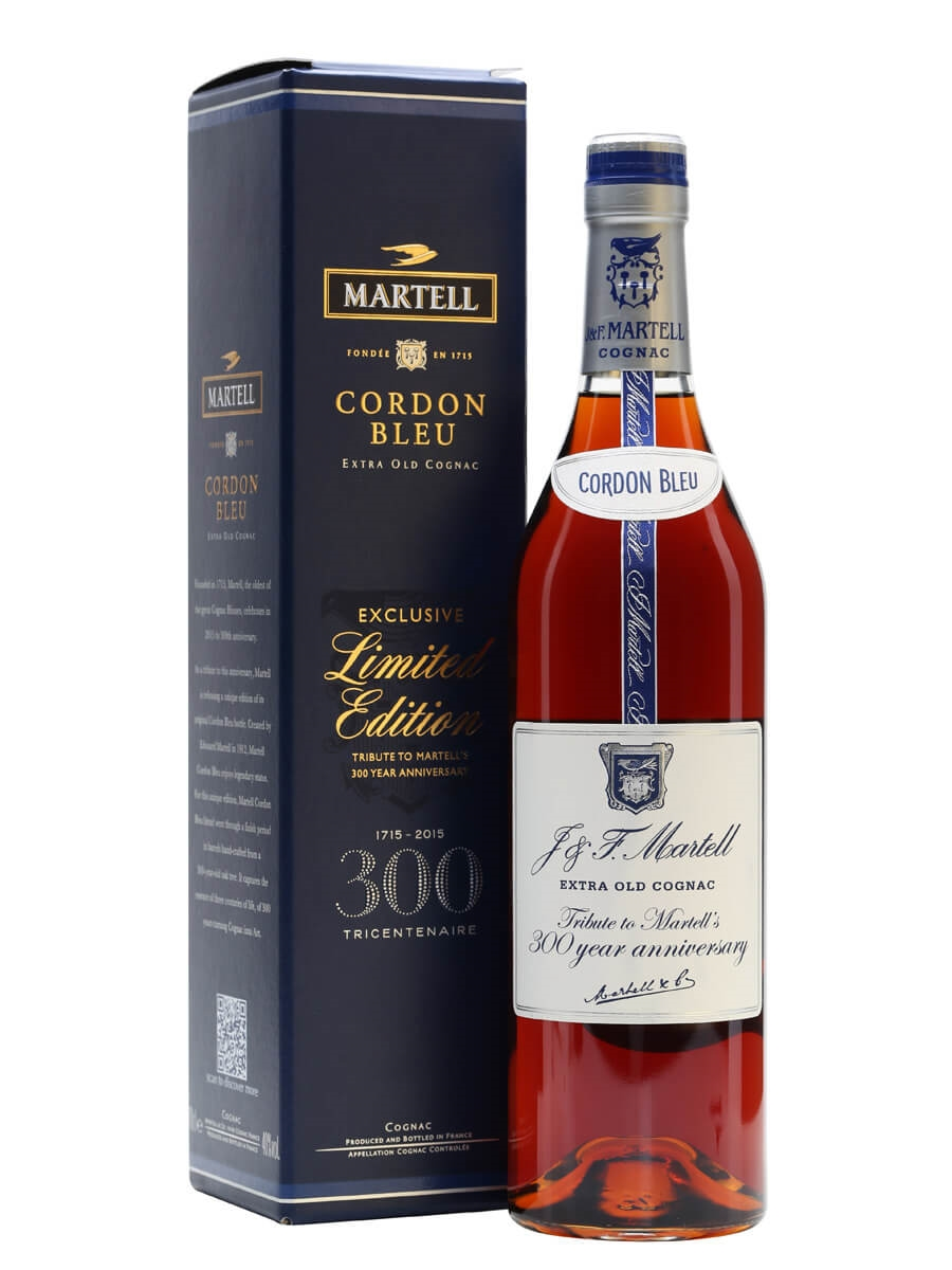 Martell Cordon Bleu 300 Cognac 1912 Re Edition The