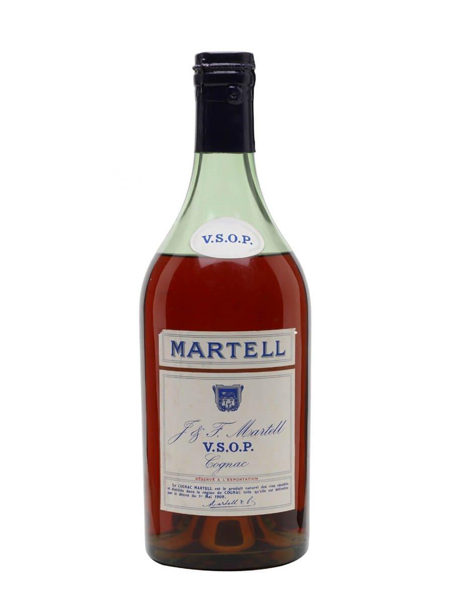 Martell VSOP Cognac / Bot.1950s