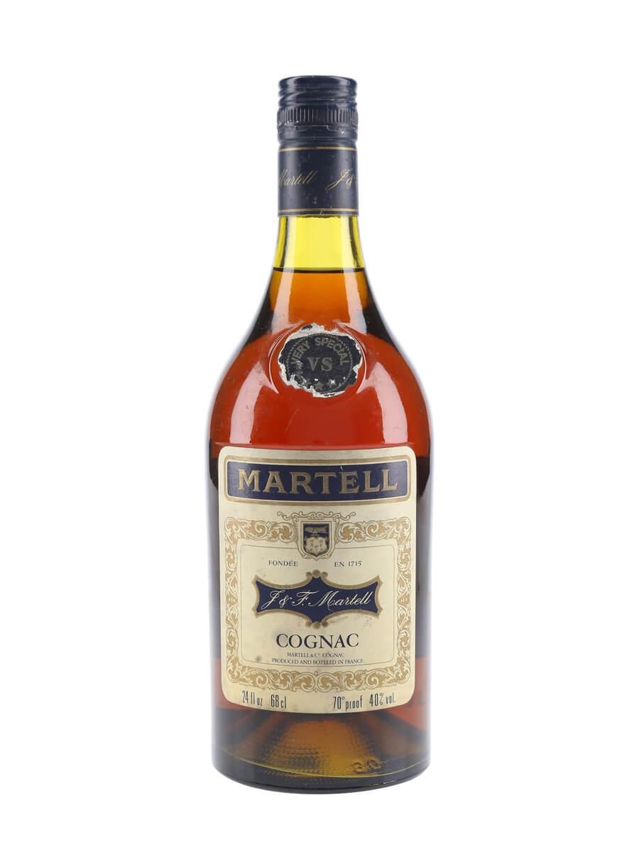 Martell VS Cognac / Bot.1970s
