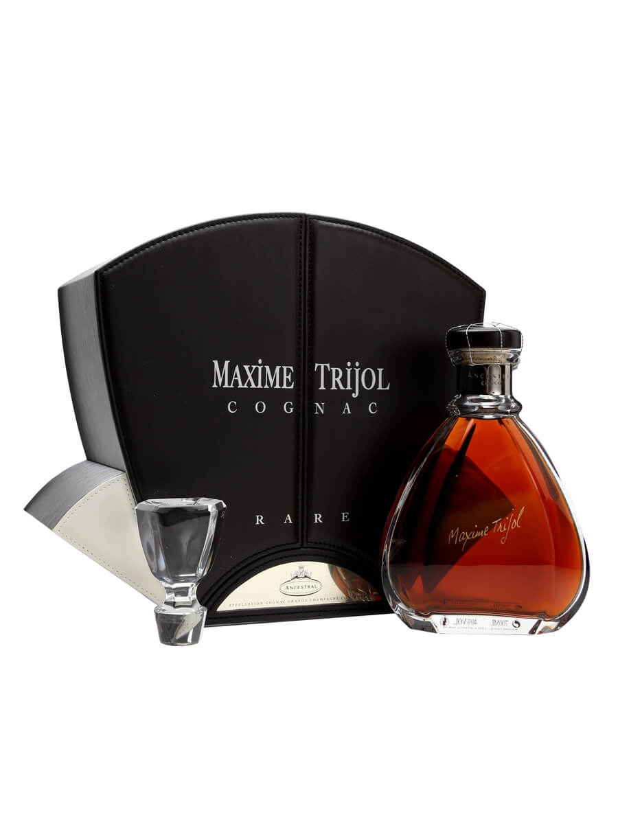 Maxime Trijol Ancestral Rare Cognac / Sevres Crystal