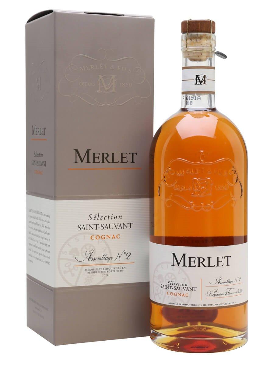 Merlet St Sauvant Cognac
