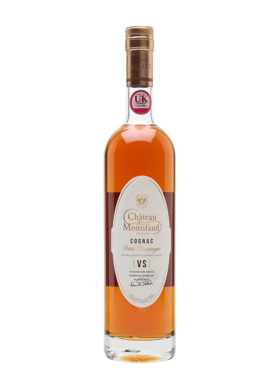 Chateau de Montifaud VS Fine Petite Champagne Cognac
