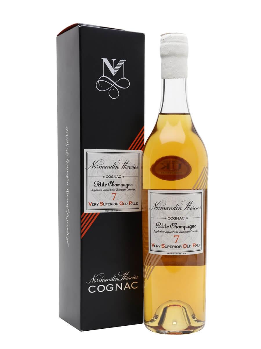 Fabriksnye Normandin-Mercier VSOP - Petite Champagne : The Whisky Exchange BW-07