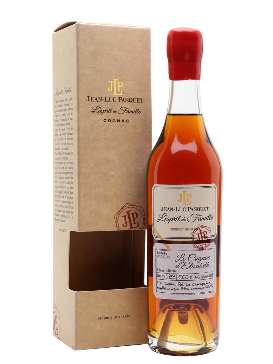 Jean-Luc Pasquet Le Cognac d'Elisabeth Champagne