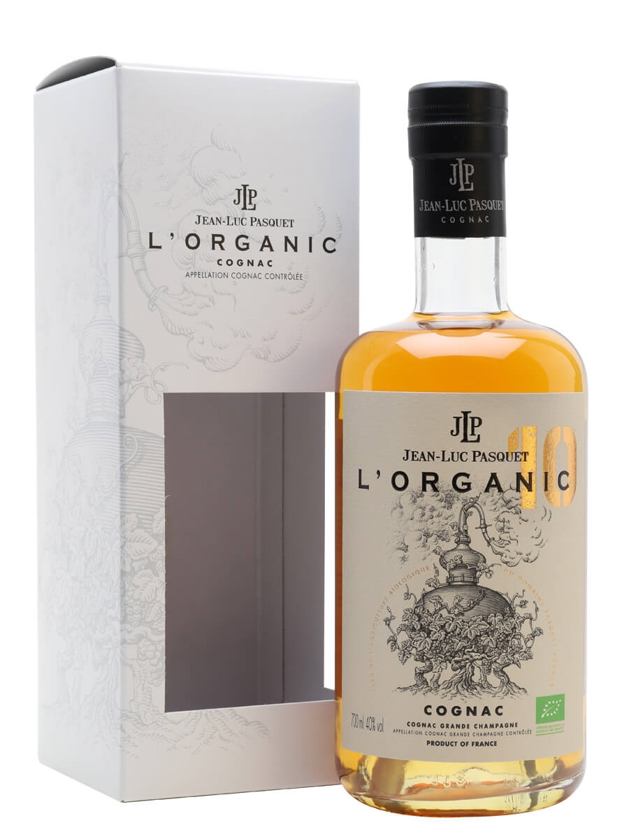 Jean-Luc Pasquet L'Organic 10 Grande Champagne