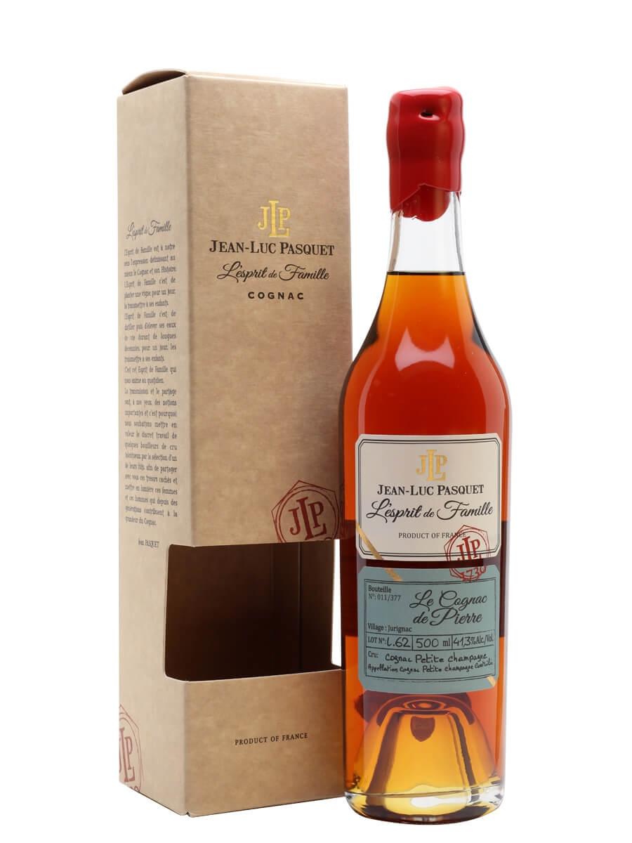 Jean-Luc Pasquet Le Cognac de Pierre Lot 62 / Petite Champagne