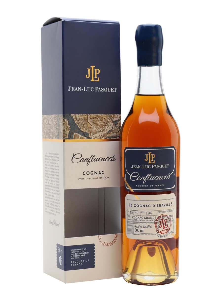 Jean-Luc Pasquet Le Cognac d'Eraville