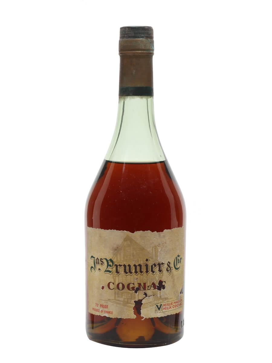 Prunier Vieux Cognac / Bot.1970s
