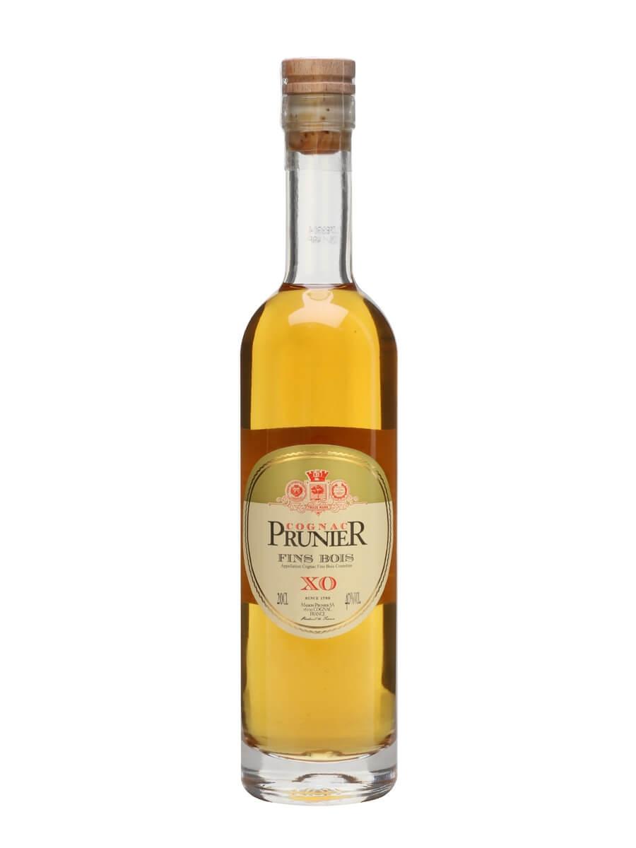 Prunier XO Fins Bois Cognac / Small Bottle