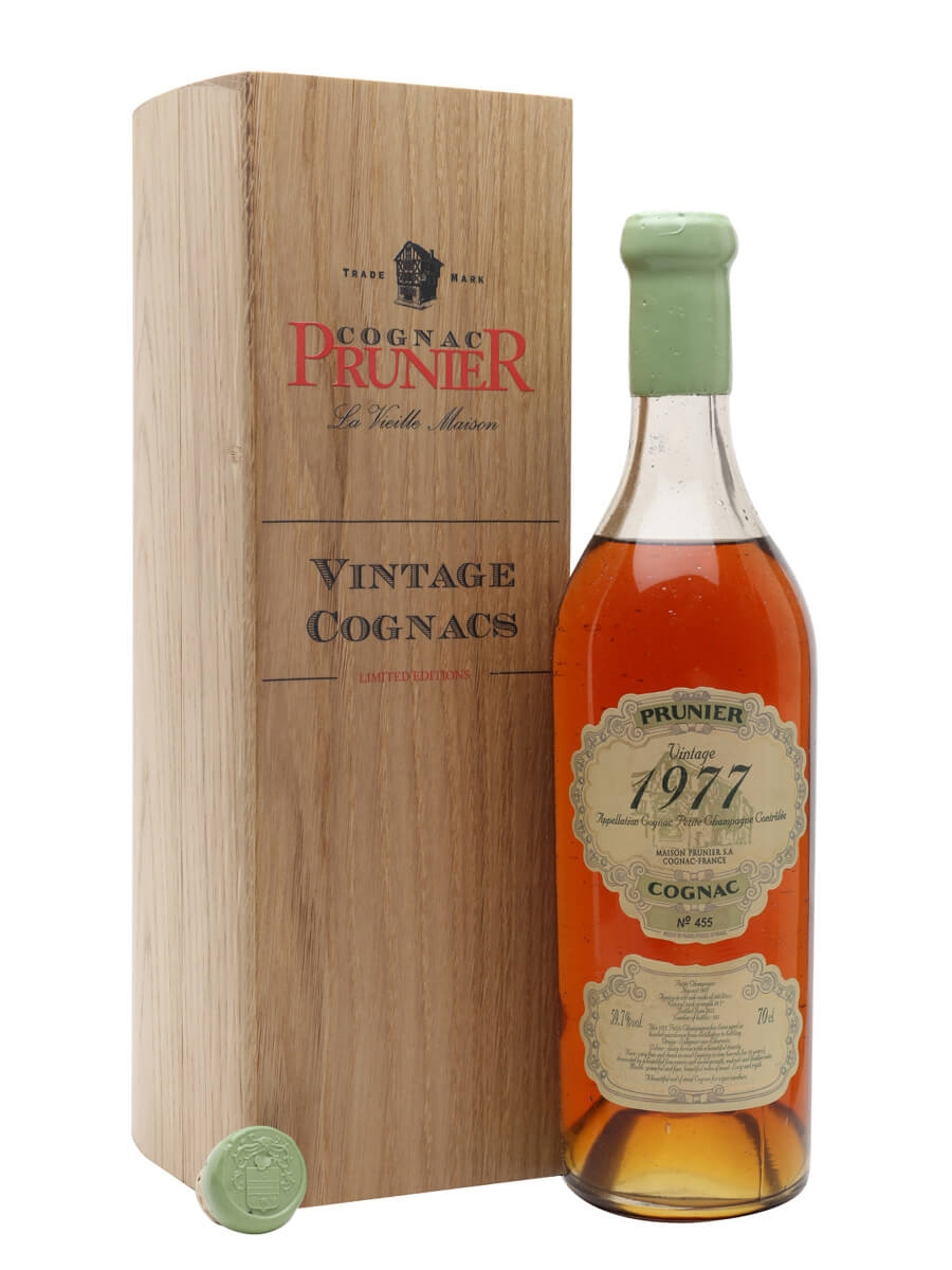 Prunier 1977 Vintage / Petite Champagne