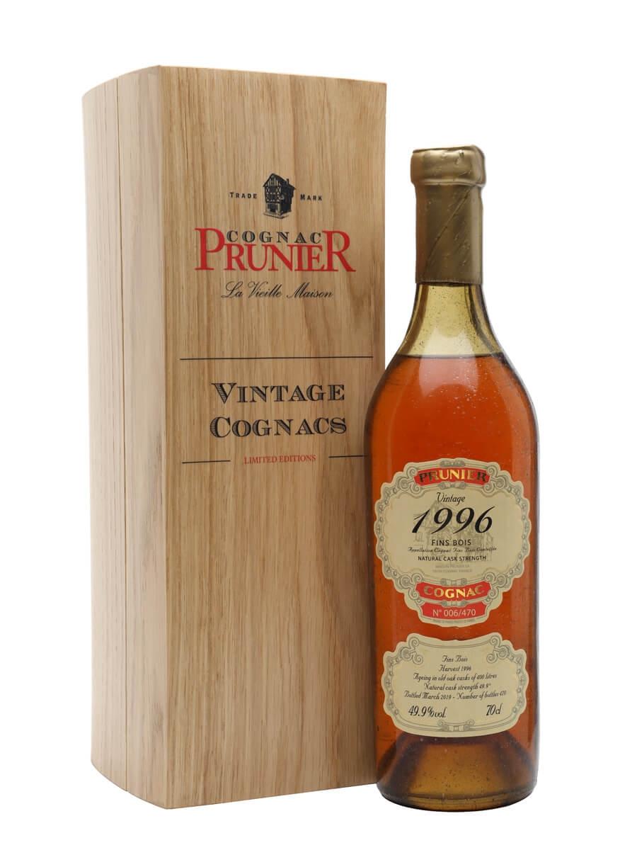 Prunier 1996 Fins Bois Cognac