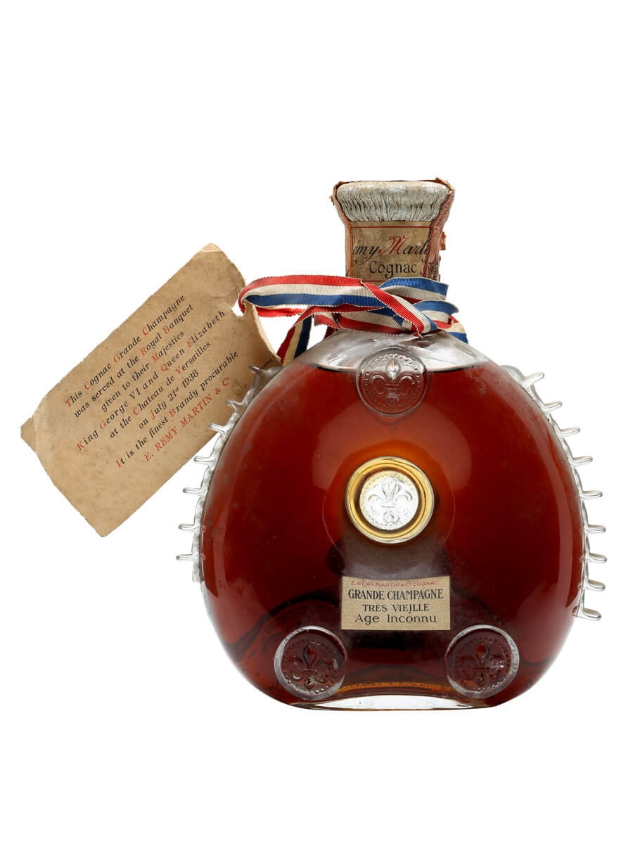 Remy Martin Louis Xiii Age Inconnu Cognac Bot 1950s The Whisky Exchange