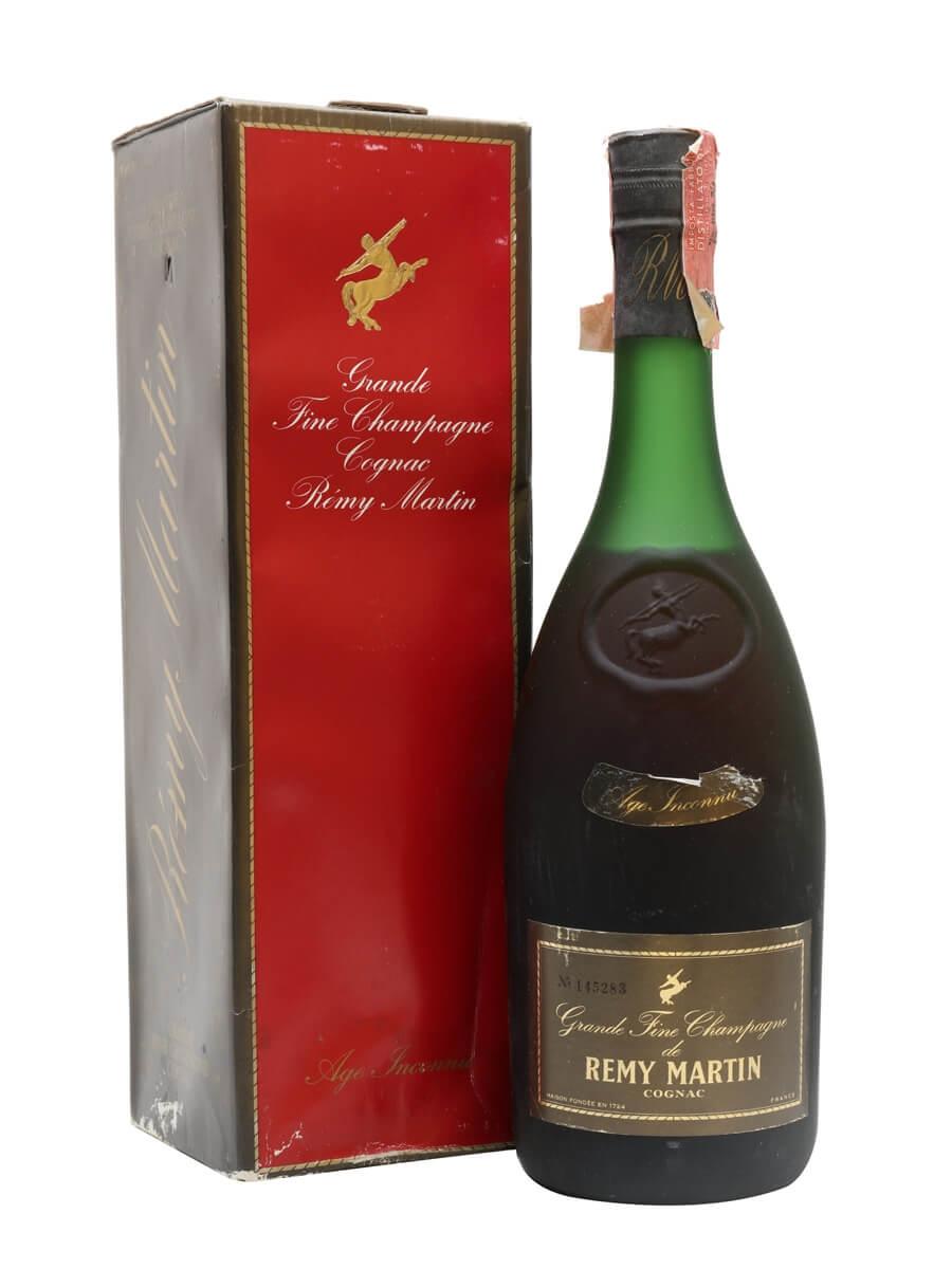 Remy Martin Age Inconnu Cognac / Bot.1970s