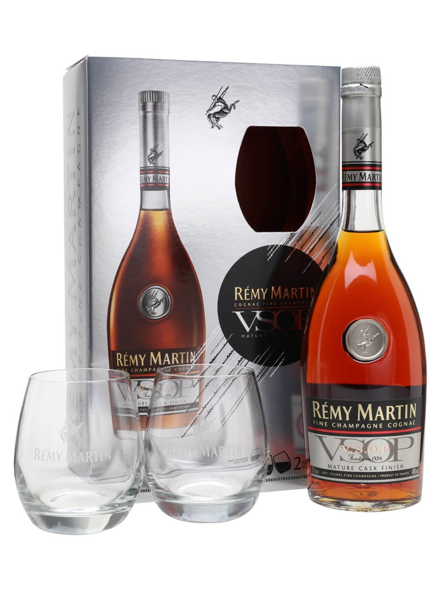 Remy Martin VSOP / Glass Pack