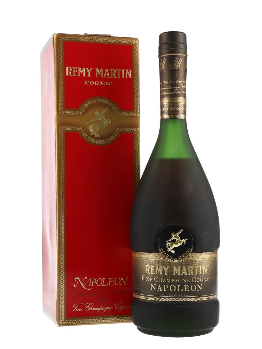 remy martin napoleon cognac the whisky exchange. Black Bedroom Furniture Sets. Home Design Ideas