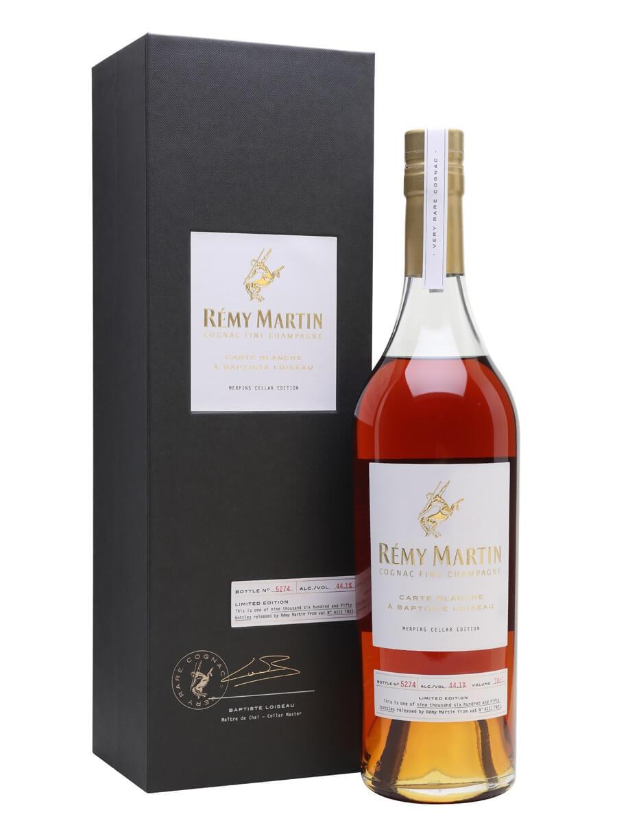 Remy Martin Carte Blanche / Merpins Cellar Edition