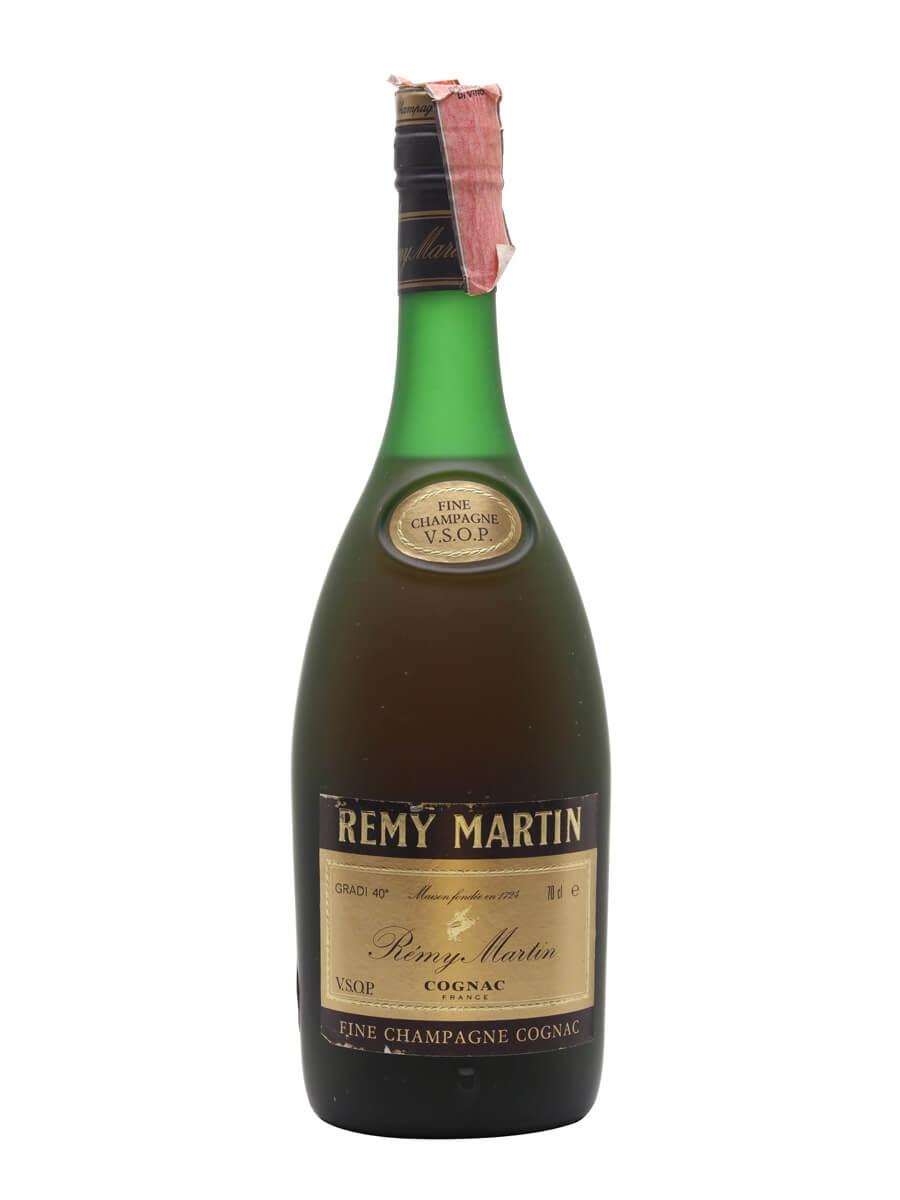 Rémy Martin VSOP Cognac / Bot.1980s