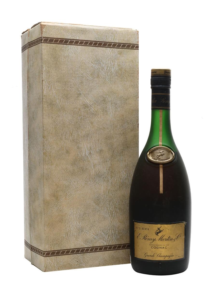 Remy Martin Age Inconnu / Grande Champagne / Bot.1960s