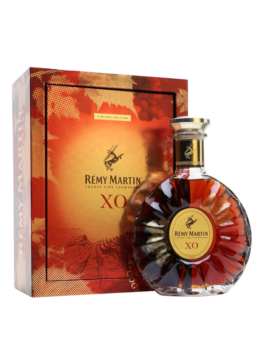 Remy Martin XO Cognac / Xmas 2019 Gift Box
