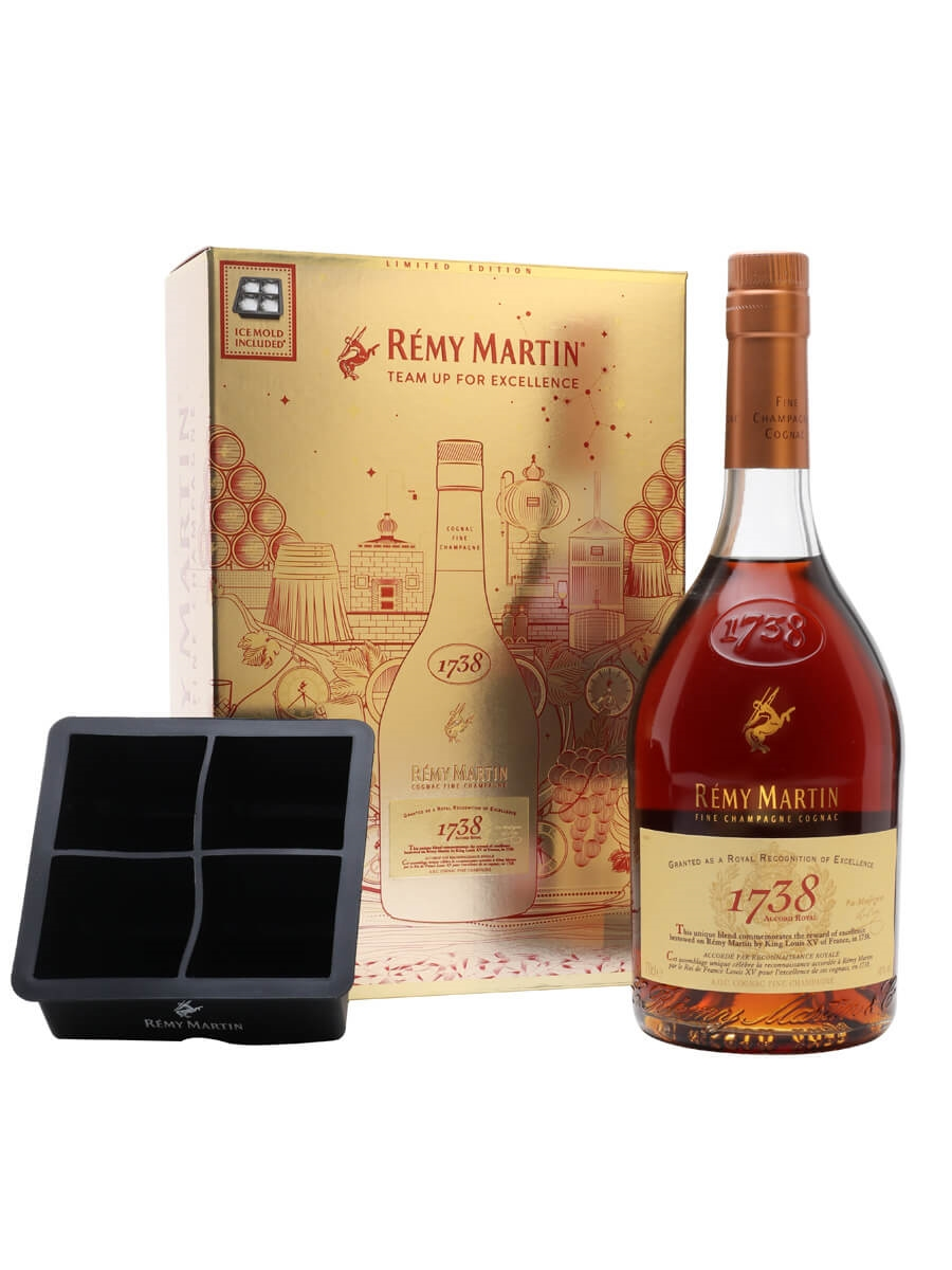 Rémy Martin 1738 / Ice Mould Gift Pack
