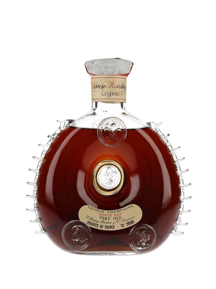 Remy Martin Louis XIII Cognac / Bot.1970s