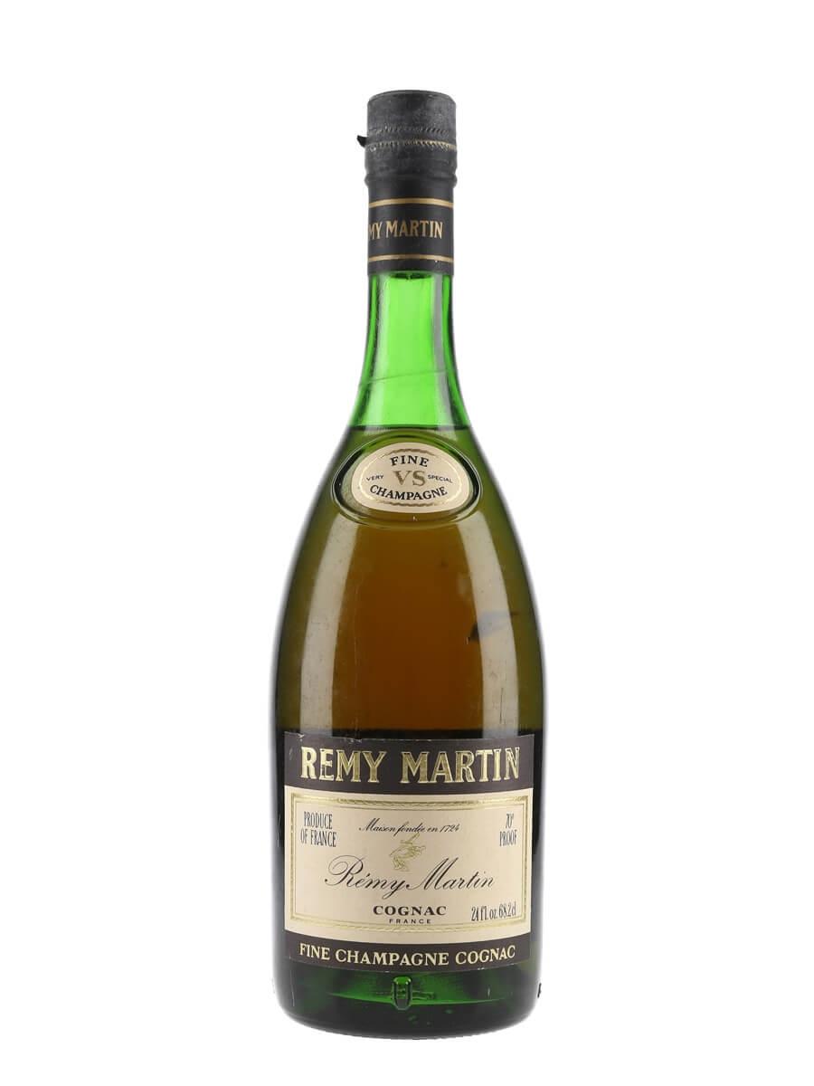 Remy Martin VS / Fine Champagne / Bot.1970s