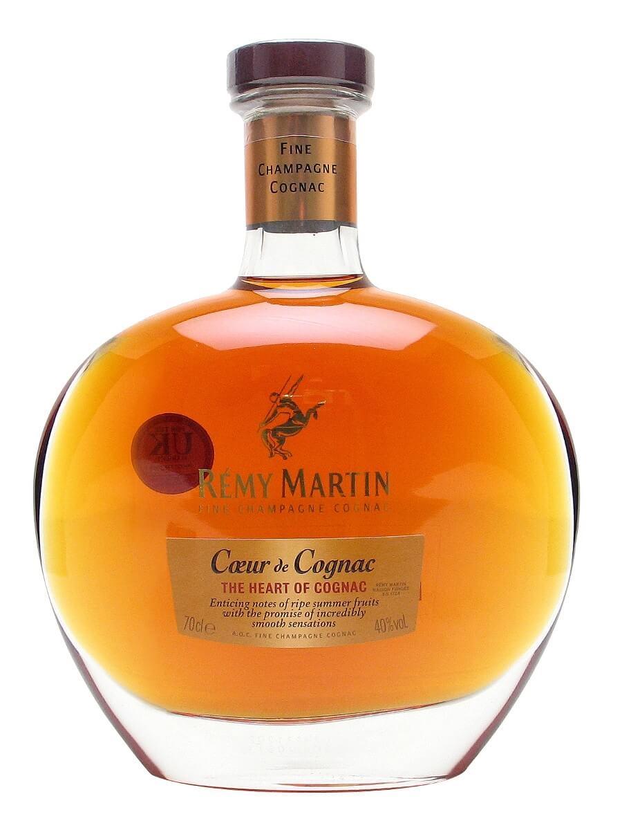 remy martin coeur de cognac the whisky exchange. Black Bedroom Furniture Sets. Home Design Ideas